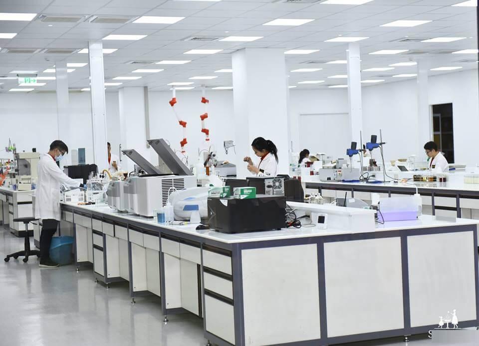 Goldskin được sản xuất theo quy trình hiện đại sử dụng an toàn và hiệu quả cho da mặt