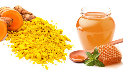 Mật ong và tinh bột nghệ là phương pháp chăm sóc da được ưa chuộng