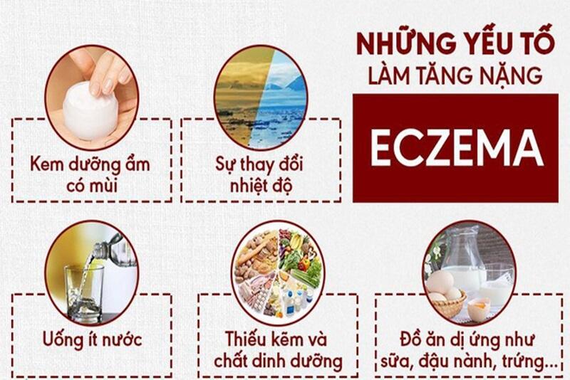 Bệnh Ezaecma thường bị nhầm lẫn với dị ứng da, đó cũng là lý do khiến bệnh diễn biến nặng hơn