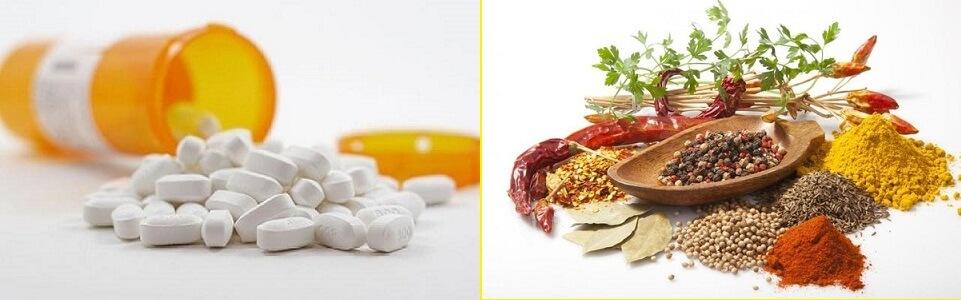 Ngoại ra, các loại thuốc kháng sinh và đông ý có tác dụng tiêu viêm cũng rất hiệu quả