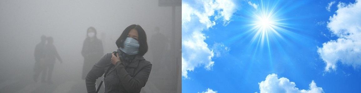 Ngoài ra, việc bảo vệ da khỏi ánh nắng và khói bụi cũng cần thiết không kém góp phần ngăn mụn cám