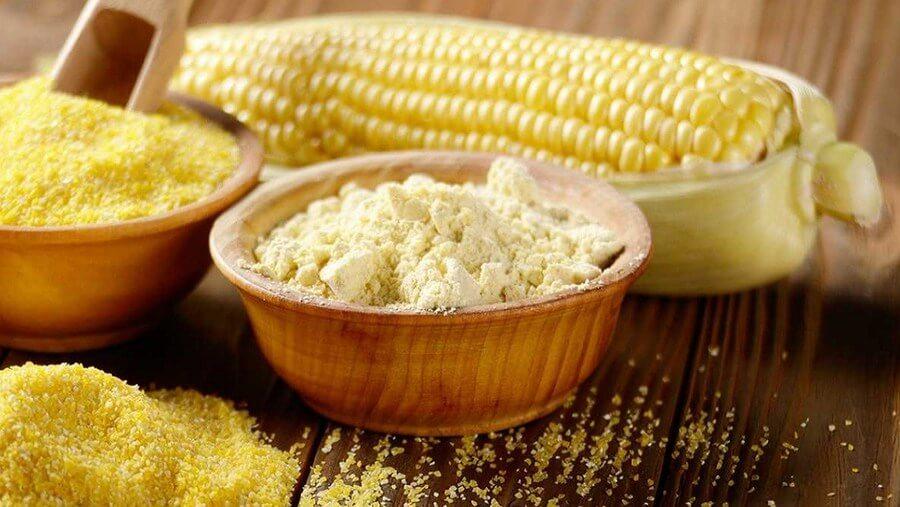 Trong hạt bắp chứa rất nhiều vitamin E nên có ích trong việc làm đẹp
