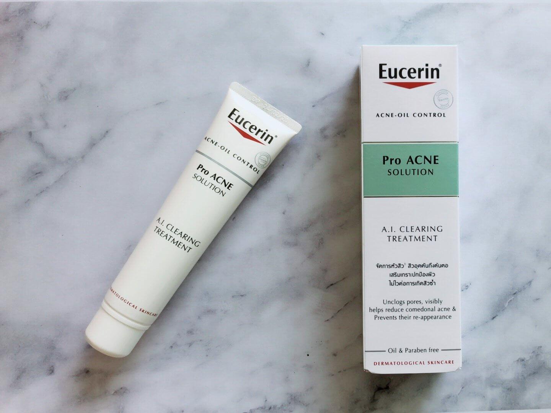 Kem trị mụn eucerin là thương hiệu có nguồn gốc từ Đức
