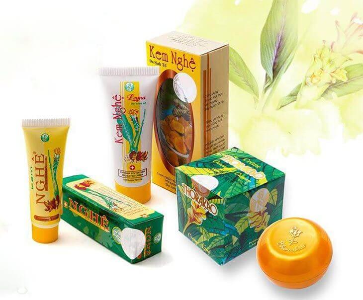 Kem nghệ thorakao bảo quản khá đơn giản như những sản phẩm thông thường khác.