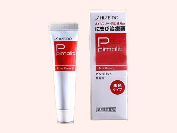 Kem trị mụn shiseido pimplit là một trong những thương hiệu rất nổi tiếng trong làng mỹ phẩm Nhật Bản