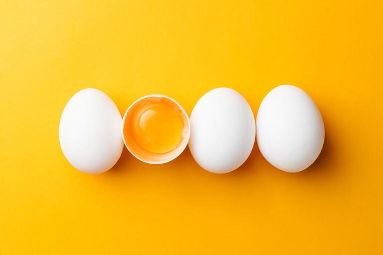 Mẹo trị mụn đầu đen đơn giản, lành tính, chi phí thấp là dùng trứng gà