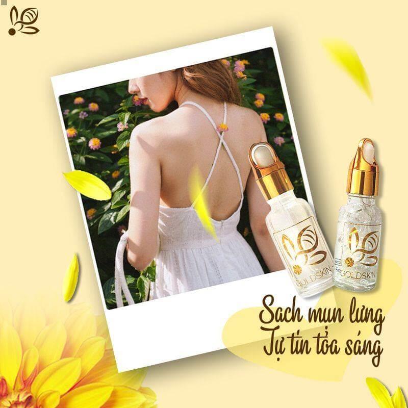 Goldskin - một sản phẩm đến từ chính đất nước Việt Nam chúng ta nghiên cứu và sản xuất