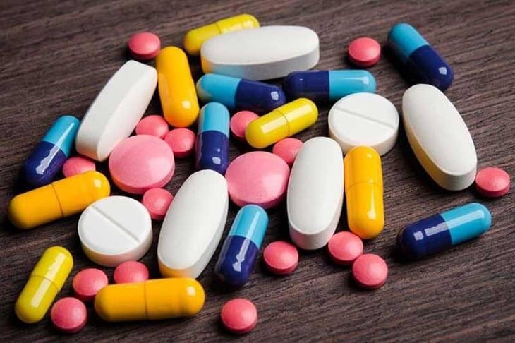 Thuốc tây có công dụng tiêu viêm rất tốt nhưng chỉ mang hiệu quả tạm thời
