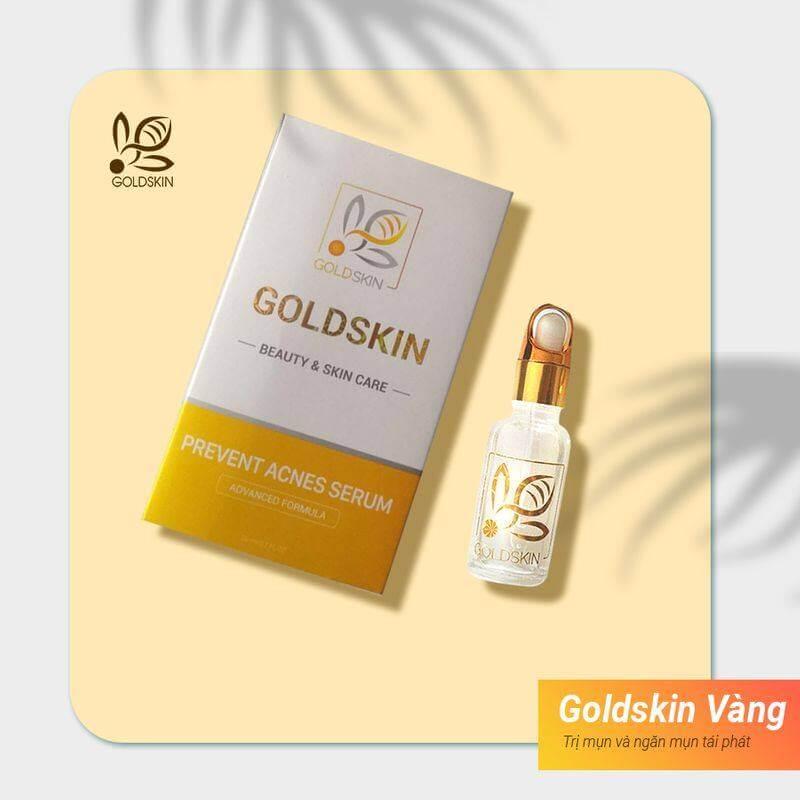 Goldskin là sản phẩm xuất xứ tại Việt Nam nên giá thành khá thấp nhưng chất lượng rất tuyệt vời
