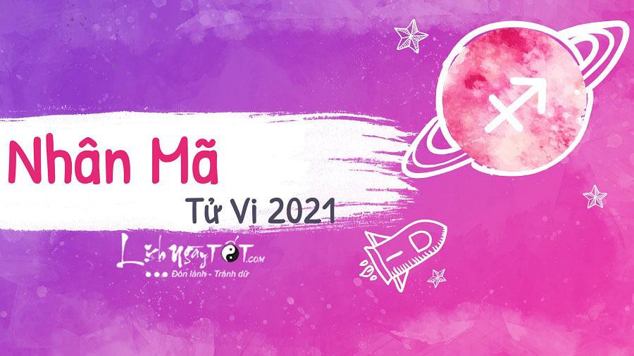 Tử vi cung Nhân Mã năm 2021