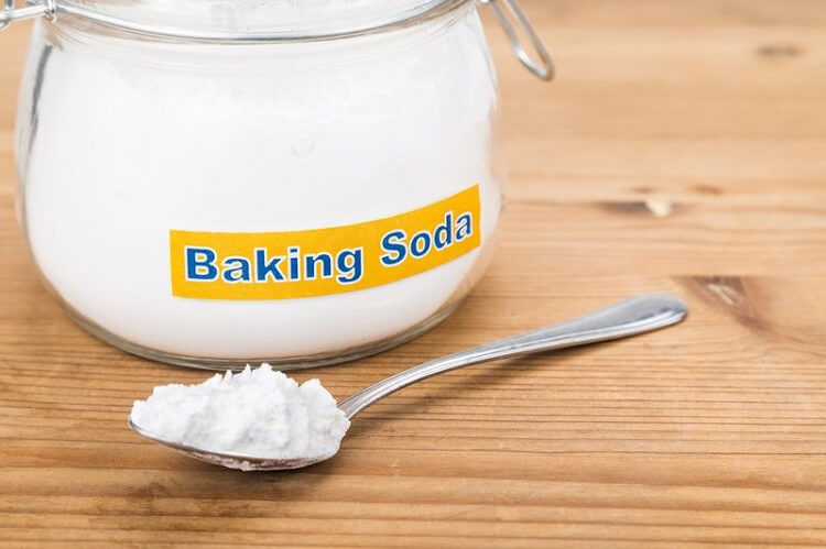 Dùng Baking Soda trị mụn đầu đen