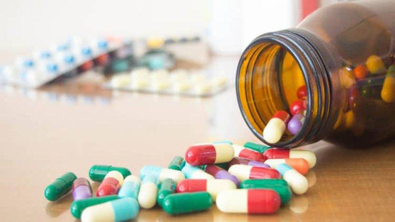 Một số loại thuốc kháng sinh có thể được lựa chọn trong điều trị mụn trứng cá
