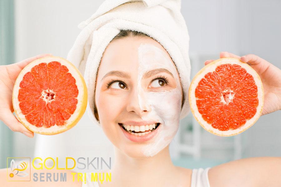 Sử dụng các loại mặt nạ từ thiên nhiên cũng là một trong những phương pháp trị mụn hiệu quả