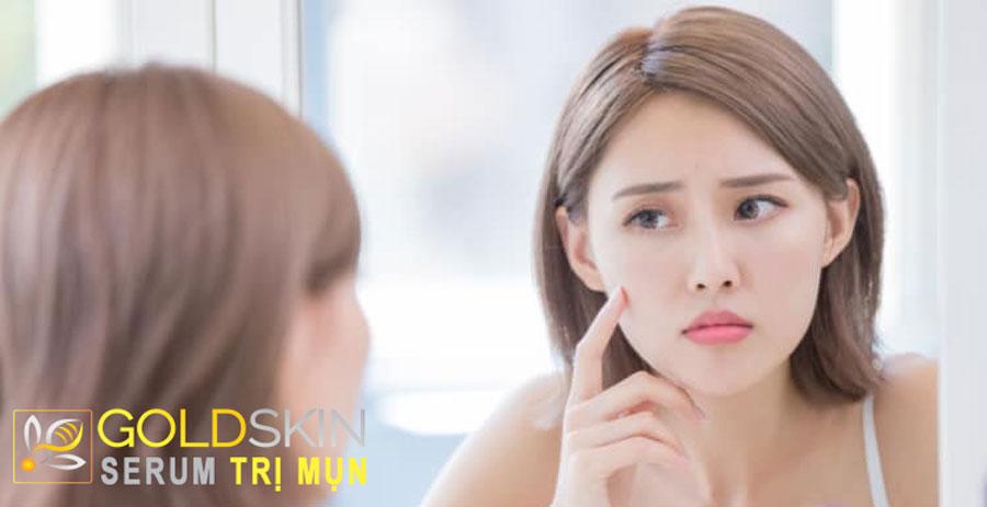 Nguyên nhân và cách ngăn ngừa mụn ẩn ở dưới da hiệu quả