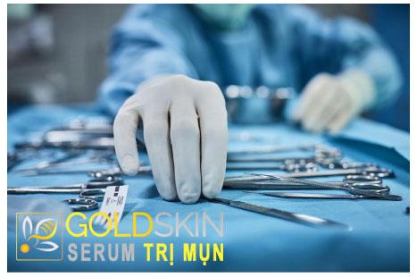 Các nhiễm trùng do vi khuẩn kỵ khí thường xuất hiện ở các bệnh nhân sau phẫu thuật