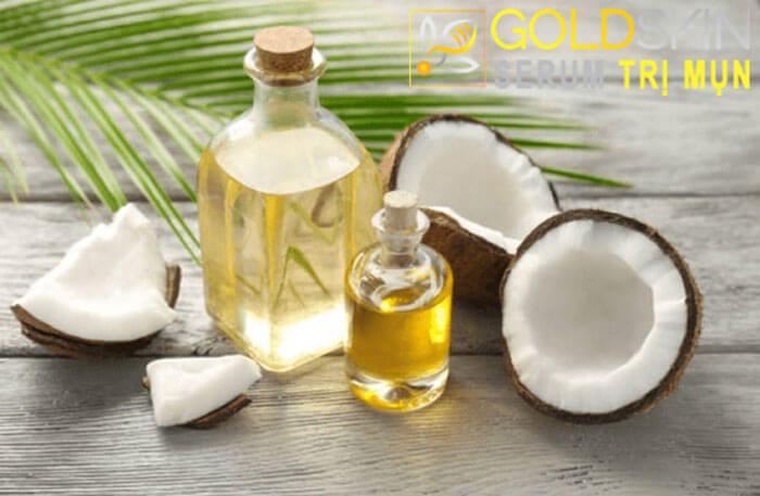 Các thành phần dưỡng chất có trong dầu dừa