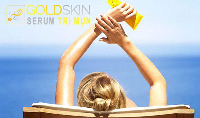 Nên sử dụng kem chống nắng thường xuyên để bảo vệ làn da của bạn