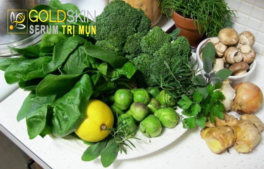 Bổ sung thêm vitamin B2