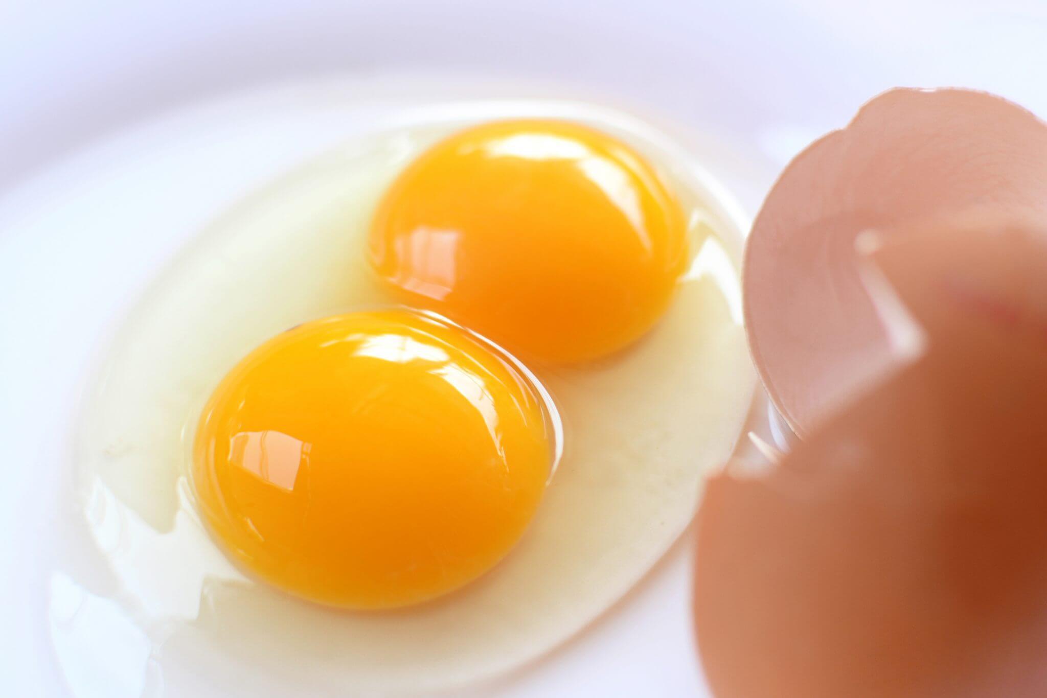 Lòng trắng trứng là nguyên liệu rất kỳ diệu để ngăn ngừa và điều trị mụn đầu đen
