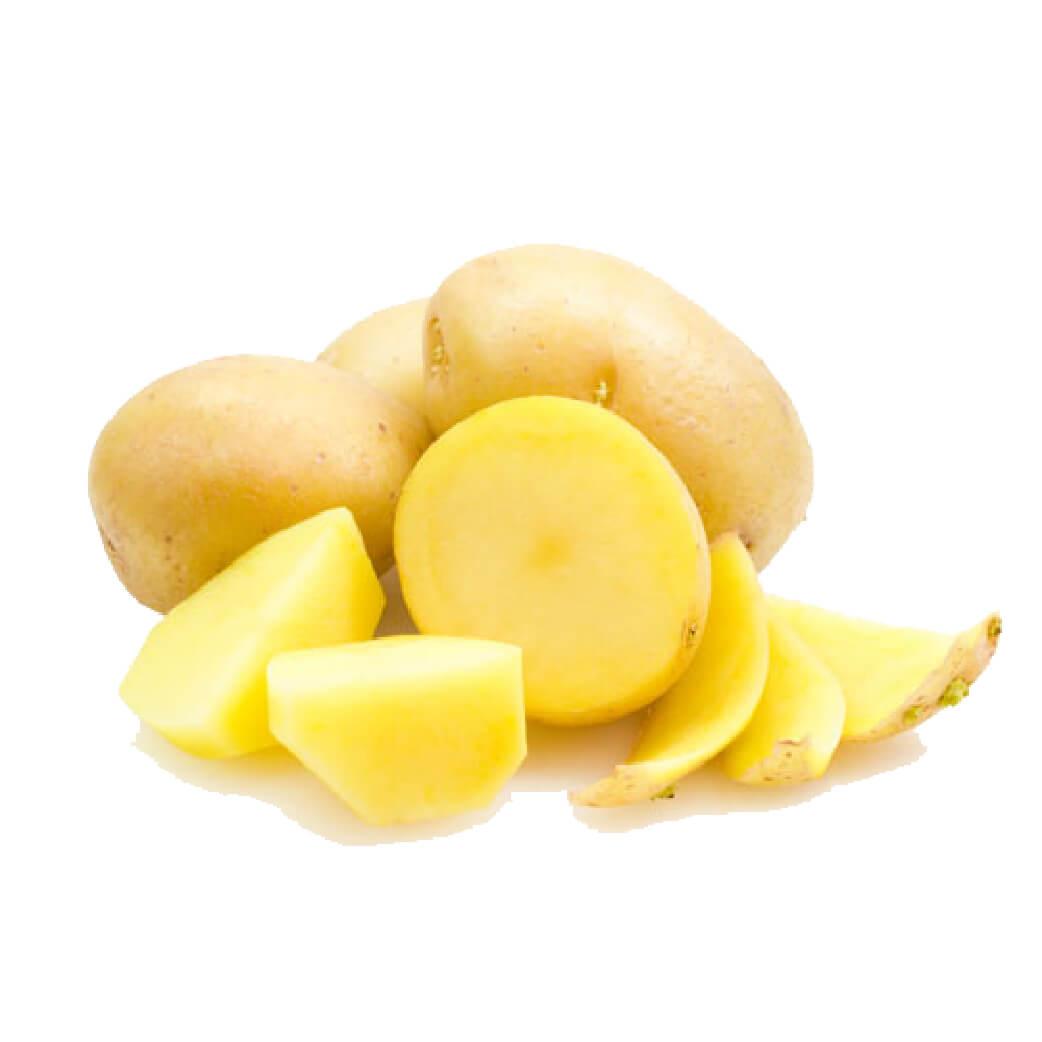 Khoai tây có hàm lượng tinh bột, vitamin, khoáng chất nhiều và có thể cung cấp cho cơ thể nguồn năng lượng dồi dào