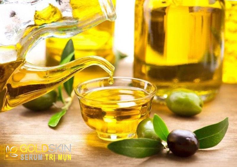 Cách trị mụn cám ở mũi bằng dầu oliu hiệu quả tại nhà