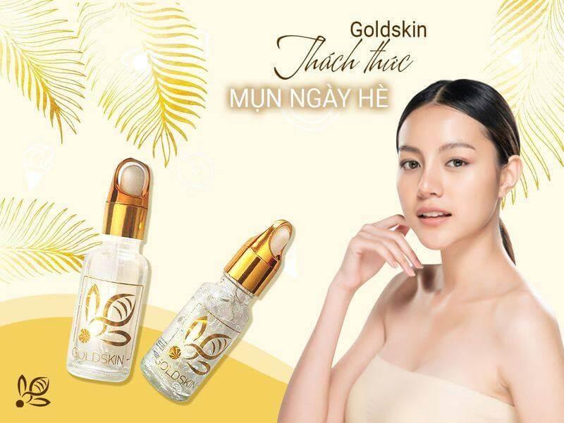 Serum Goldskin được sản xuất tại Việt Nam đảm bảo được những yêu cầu về an toàn