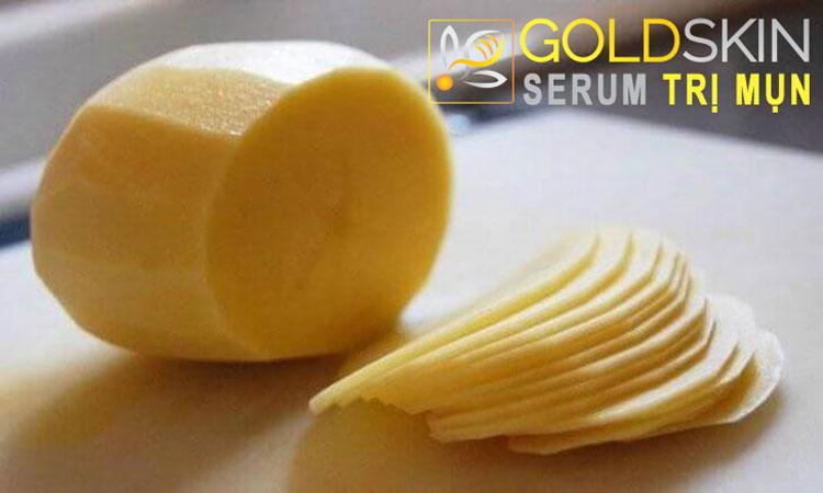Khoai tây là thực phẩm chống sự lão hóa và chứa các hợp chất giúp kháng viêm