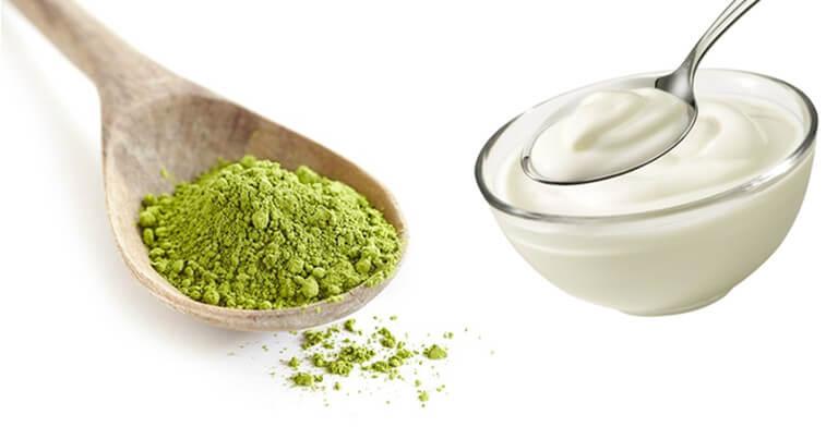Từ lâu trà xanh được xem là nguyên liệu trị mụn khá hiệu quả