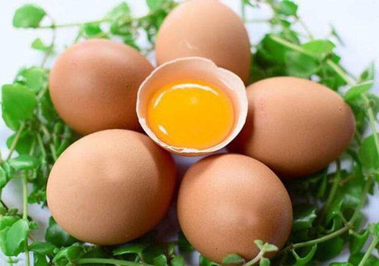 Trứng gà có tác dụng làm đẹp da vô cùng tốt, hiệu quả
