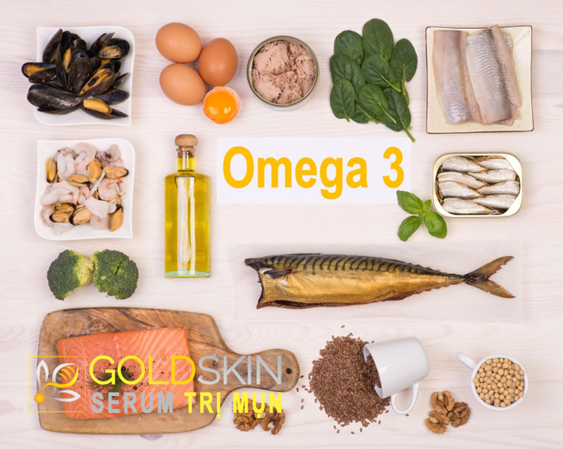 Tăng cường Omega-3