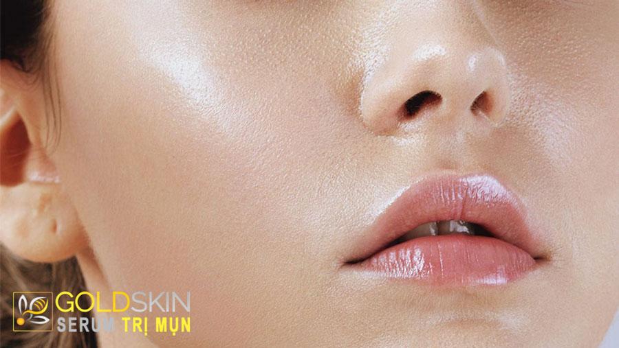 Vaseline sẽ giúp cho làn da bạn khỏe mạnh hơn và không làm cho da nhờn