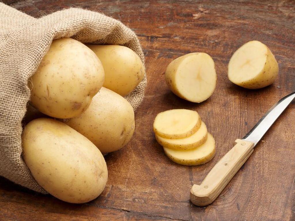 Khoai tây có khả năng trị mụn đầu đen?