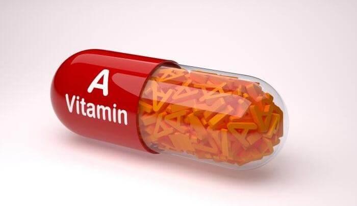 Thuốc có chứa các loại vitamin A có tác dụng ngăn chặn sự tắc nghẽn lỗ chân lông và thúc đẩy quá trình tái tạo tế bào da
