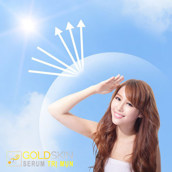 Bảo vệ làn da trước tác hại của tia UV là một cách chống nếp nhăn