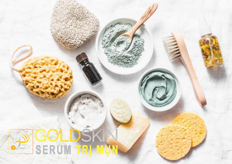 Tẩy tế bào chết cho da thường xuyên giúp giảm tình trạng tắt lỗ chân lông