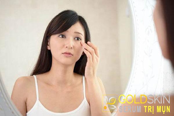Nguyên nhân da bị khô và biểu hiện của da khô