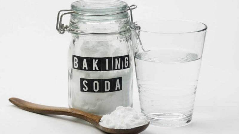 Không nên quá lạm dụng Baking soda