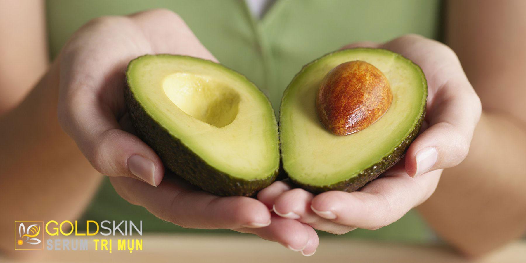 Mặt nạ từ bơ và ca cao giúp kích thích da sản xuất nguồn collagen dồi dào