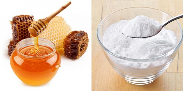 Baking soda sẽ giúp loại đi bã nhờn, bụi bẩn, bỏ tế bào chết có sâu trong lỗ chân lông