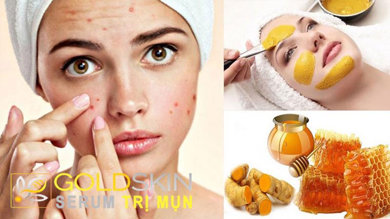 Mật ong hỗ trợ da tẩy tế bào chết, tái tạo lại các tế bào, kháng khuẩn cho làn da