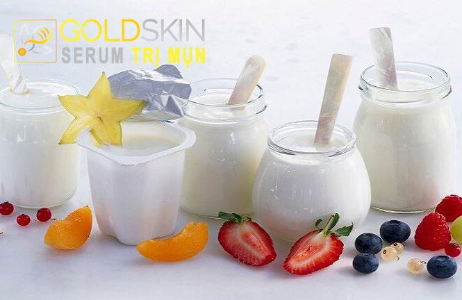 Sữa chua có tác dụng tuyệt vợi cho hệ tiêu hóa và làn da