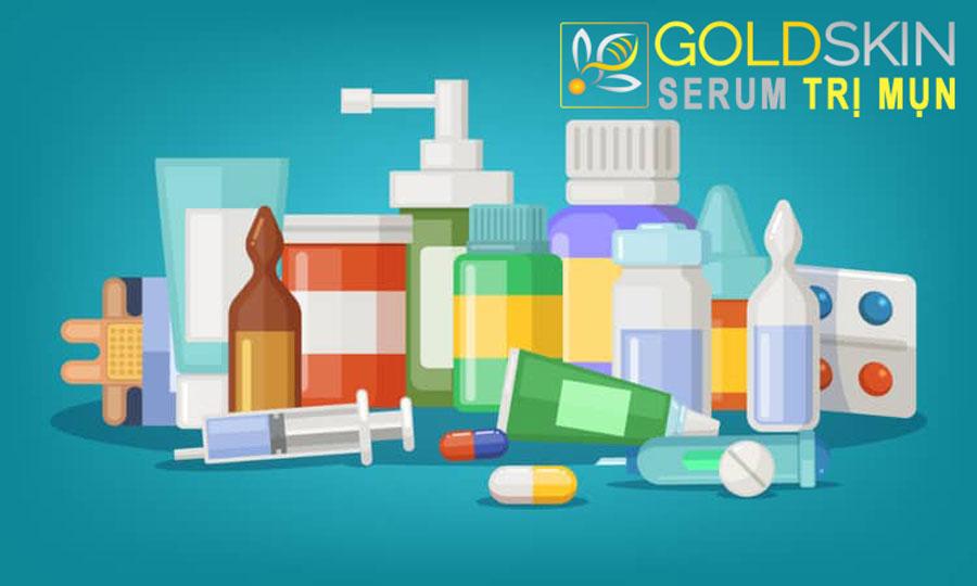 Các sản phẩm hỗ trợ điều trị mụn đầu đen