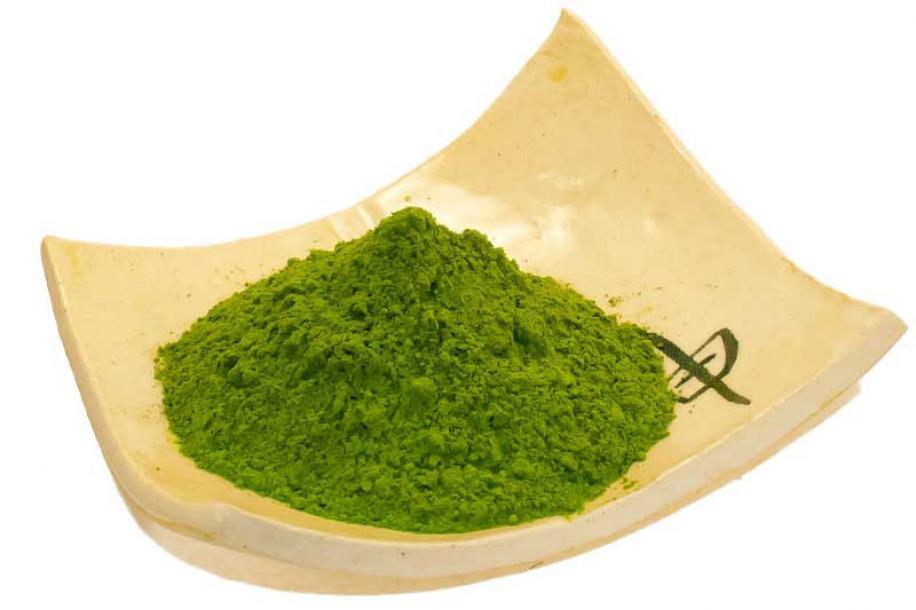 Trị mụn hiệu quả bằng bột trà xanh