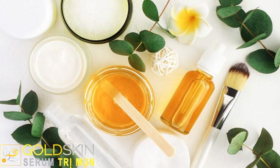 Sử dụng những sản phẩm từ thiên nhiên sẽ an toàn cho da hơn