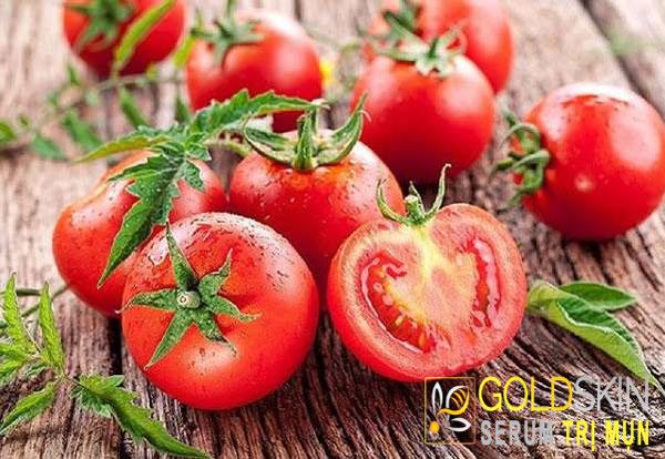 Cà chua vừa tốt cho sức khỏe vừa hiệu quả trong chăm sóc da.