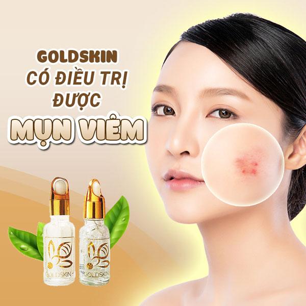 Goldskin được nghiên cứu, điều chế và sản xuất tại Việt Nam bởi đội ngũ chuyên gia có trình độ cao