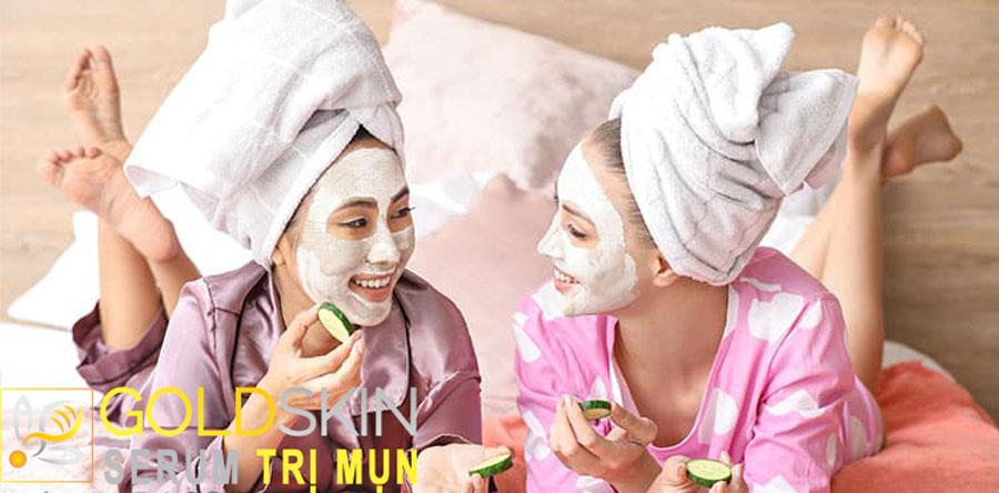 Đắp mặt nạ thường xuyên để cung cấp những dưỡng chất dành cho da