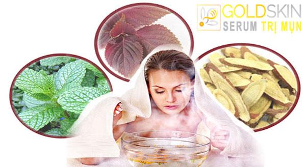 Chị em cũng có thể thử áp dụng xông hơi với các loại lá hoặc tinh dầu để tăng hiệu quả