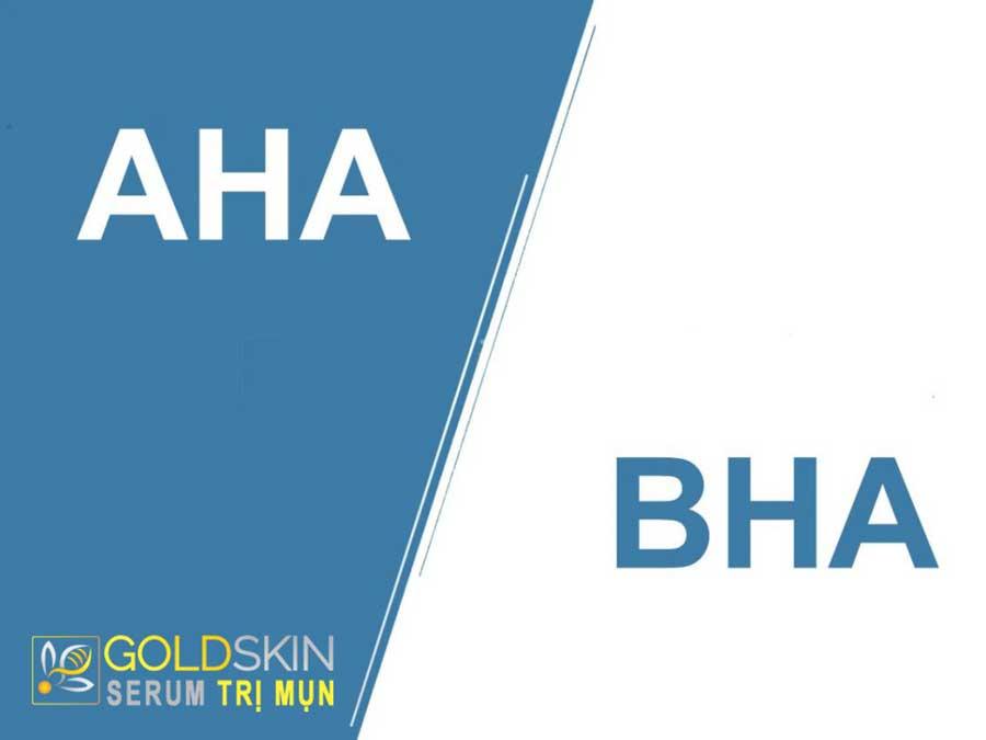 Nhẹ nhàng tẩy tế bào chết với AHA & BHA