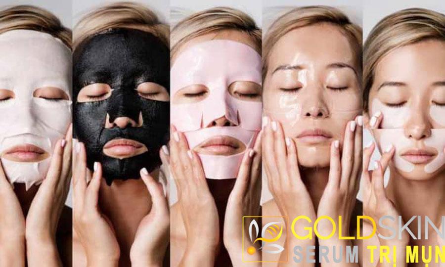 Thường xuyên đắp mặt nạ mỗi ngày để cung cấp những dưỡng chất cần thiết cho da